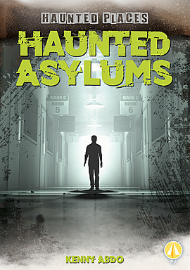 Cover: Haunted Asylums