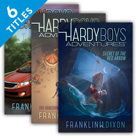 Cover: Hardy Boys Adventures