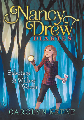 Cover: Sabotage at Willow Woods: #5