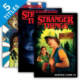 Cover: Stranger Things Set 4