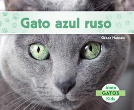 Cover: Gato azul ruso
