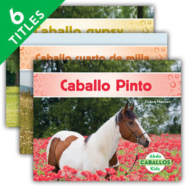 Cover: Caballos (Horses)