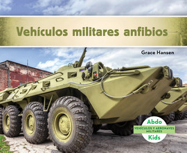 Cover: Vehículos militares anfibios