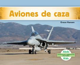 Cover: Aviones de caza