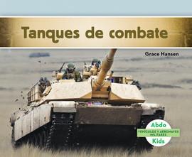 Cover: Tanques de combate