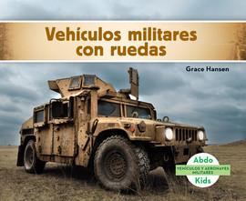 Cover: Vehículos militares con ruedas
