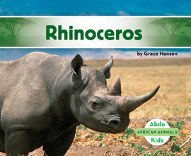 Cover: Rhinoceros