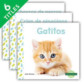 Cover: Crías de animales (Baby Animals) (Spanish Version)