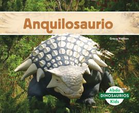 Cover: Anquilosaurio