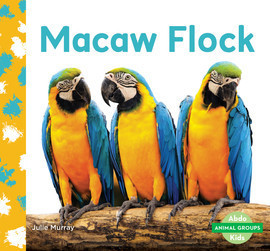 Cover: Macaw Flock