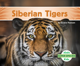 Cover: Siberian Tigers