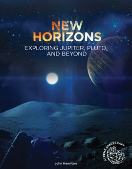 Cover: New Horizons: Exploring Jupiter, Pluto, and Beyond
