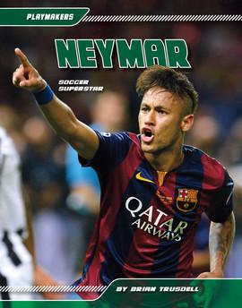 Cover: Neymar: Soccer Superstar