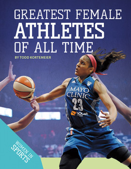 Cover: Greatest Female Athletes of All Time