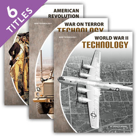 Cover: War Technology