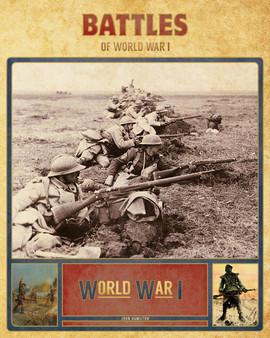 Cover: Battles of World War I