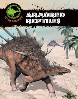 Cover: Armored Reptiles