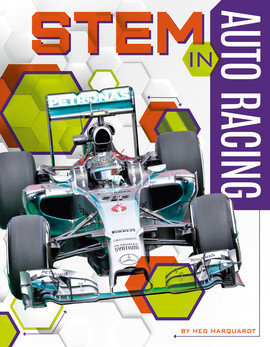 Cover: STEM in Auto Racing
