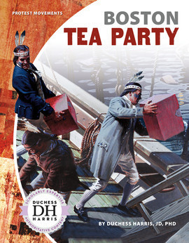 Cover: Boston Tea Party