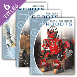 Cover: Robot Innovations