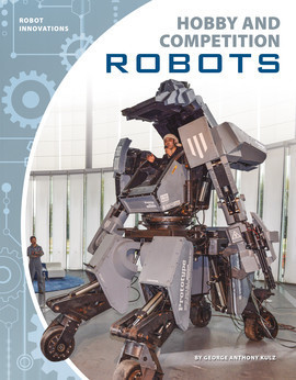 Cover: Hobby and Competition Robots