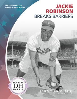 Cover: Jackie Robinson Breaks Barriers