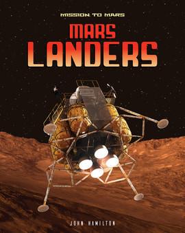 Cover: Mars Landers