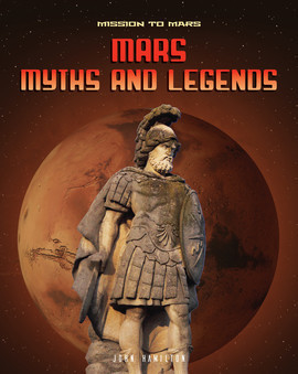 Cover: Mars Myths and Legends
