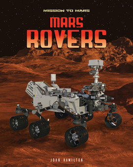 Cover: Mars Rovers