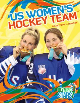 Cover: US Women's Hockey Team