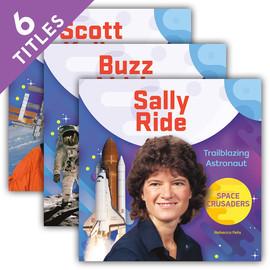 Cover: Space Crusaders