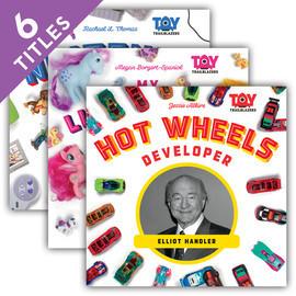 Cover: Toy Trailblazers Set 3