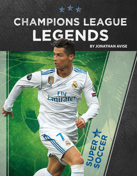 Cover: Champions League Legends