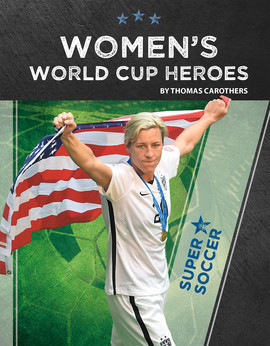 Cover: Women's World Cup Heroes