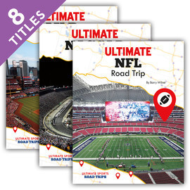 Cover: Ultimate Sports Road Trips