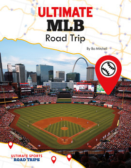 Cover: Ultimate MLB Road Trip