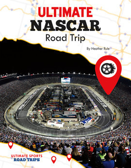 Cover: Ultimate NASCAR Road Trip