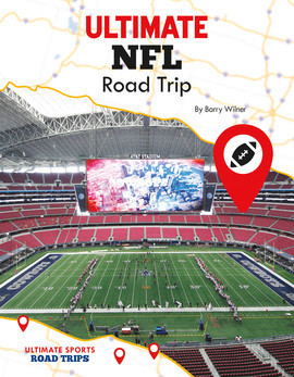 Cover: Ultimate NFL Road Trip