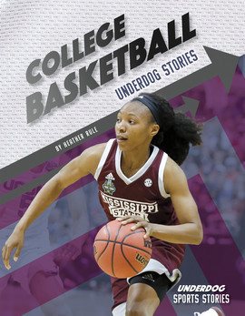 Cover: College Basketball Underdog Stories