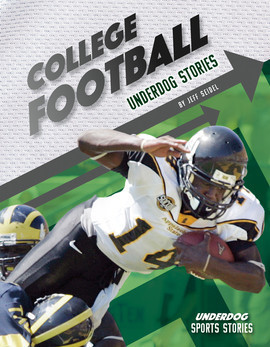 Cover: College Football Underdog Stories