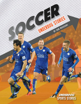 Cover: Soccer Underdog Stories