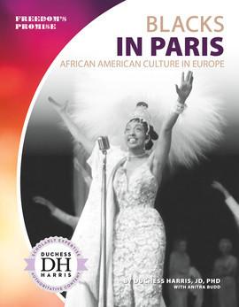 Cover: Blacks in Paris: African American Culture in Europe