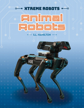 Cover: Animal Robots