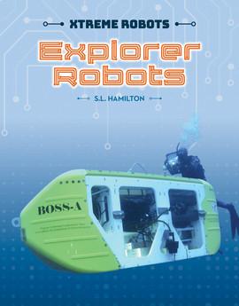 Cover: Explorer Robots
