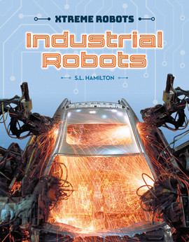 Cover: Industrial Robots