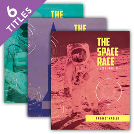 Cover: The Space Race