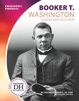 Cover: Booker T. Washington: Leader and Educator