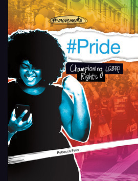 Cover: #Pride: Championing LGBTQ Rights