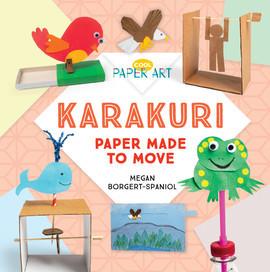 Cover: Karakuri: Paper Made to Move