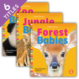 Cover: Animal Babies